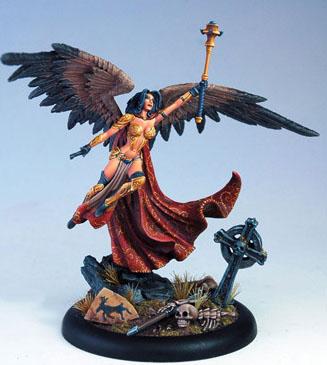 Angel de Vision in Fantasy de Dark Sword Miniatures