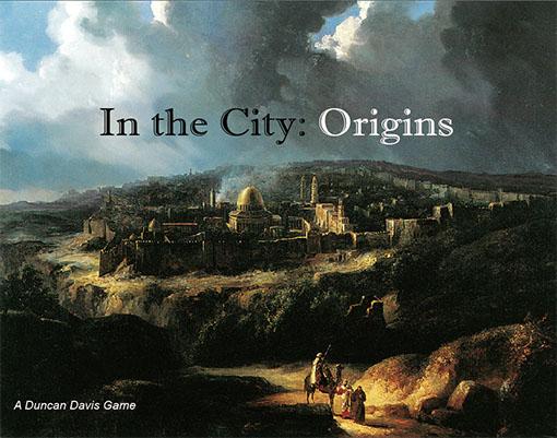 Portada de in the city origins