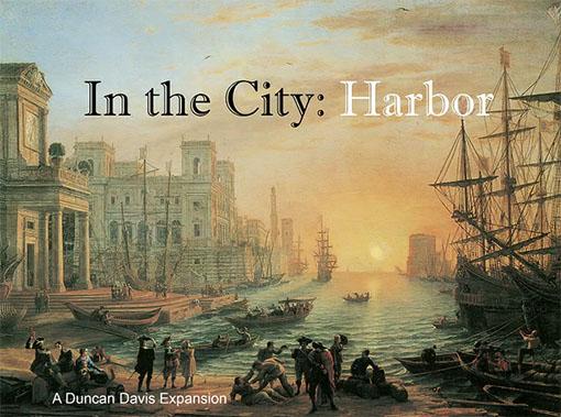 Portada de In the city Harbor