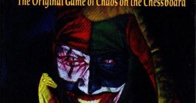 Portada de la primera edición de Knightmare Chess
