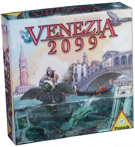 Caja de Venezia 2099