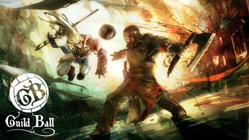 Concept art de Guild Ball