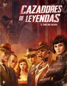 Nosolorol, Cazadores de Leyenda, portada
