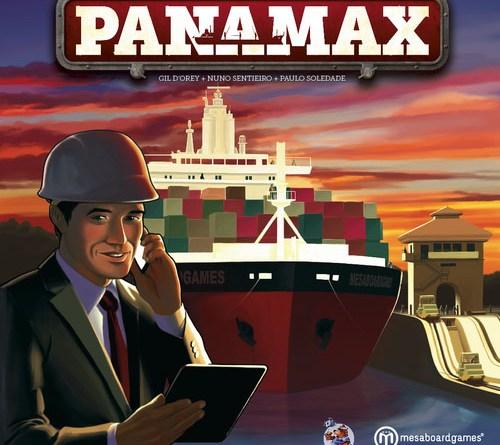 caja de Panamax