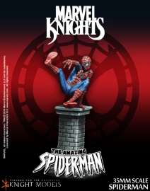 Knight Models, SpiderMan 3