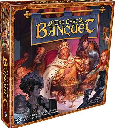 Portada de The Last Banquet