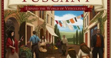 Caja definitiva de Tuscany