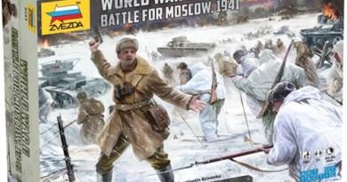 Caja de Battle for Moscow