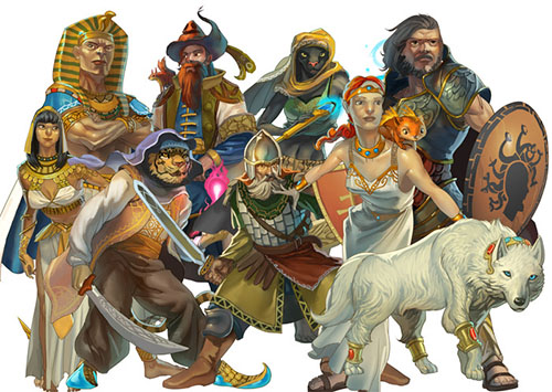 heroes de 12 realms ancestor legacy