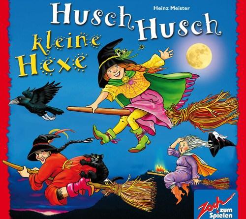 Portada de Husch Husch kleine Hexe