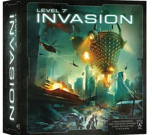 Caja de Level 7 Invasion
