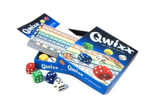 Componentes de Qwixx