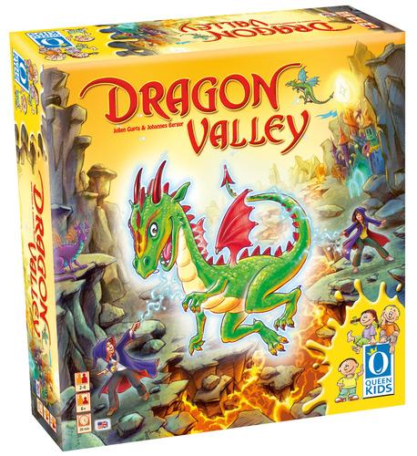 Portada de Dragon Valley