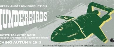 Banner de Thunderbirds de Matt Leacock