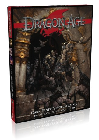 Dragon Age, portada set 3