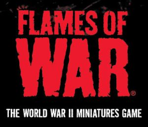 Flames of War, logo