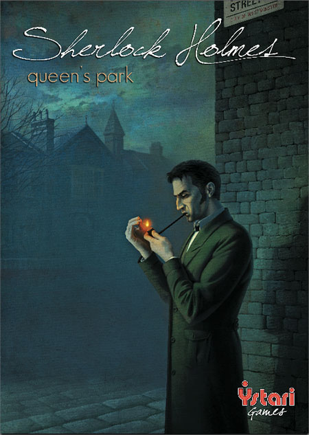 Portada de Sherlock Holmes Queen's Park