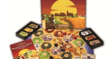 Caja Basicad e los colonos de catan
