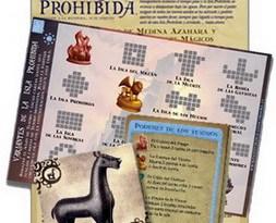 Expansión excluiva de la isla prohibida para el festival internacional de juegos de córdoba de 2014