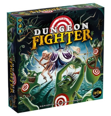 Portada de Iello de Dungeon Fighter