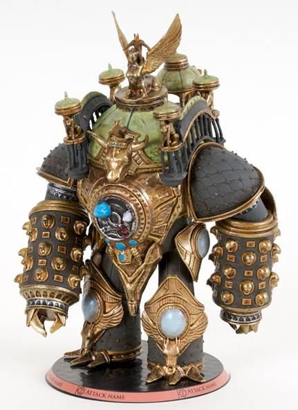 Golem Arcana, Duranni Colossus