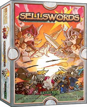 Caja de Sellswords