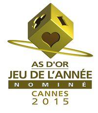 Logotipo del As d'or 2015