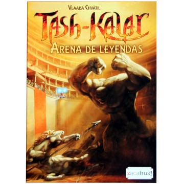 Tash-Kalar, caja