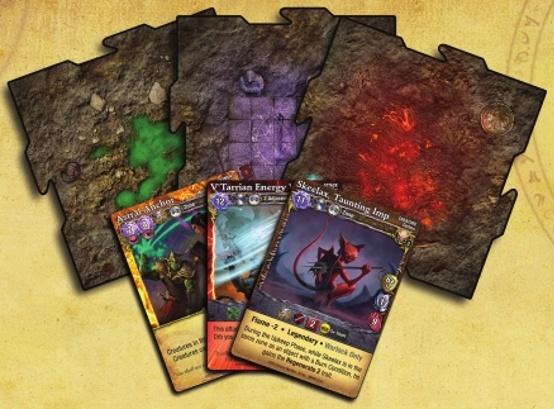 Expansión Mage Wars Arena: Battlegrounds Domination
