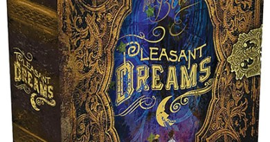 Portada de Pleasant Dreams