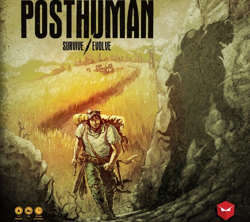 Portada de Posthuman