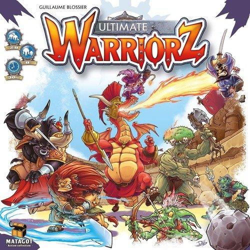 Caja de Ultimate Warriorz