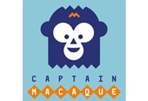 Logotipo de Capitán Macaco