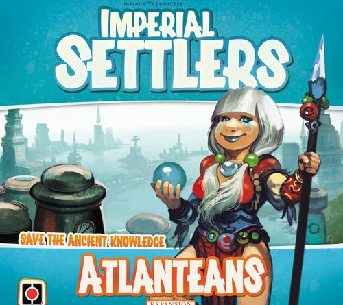 Portada de Imperial Settlers Atlanteans