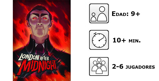 London After Midnight analisis del juego