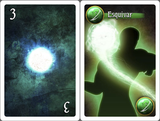 Cartas de Arcanya Magic Academy