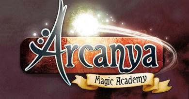 Logo de Arcanya Magic Academy