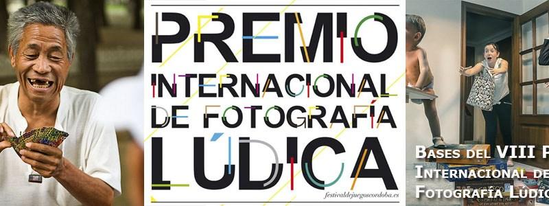 Slide del Premio Internacional de Fotografía Lúdica