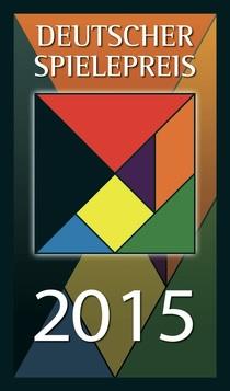 Logotipo del Deutscher Spiele Preis 2015