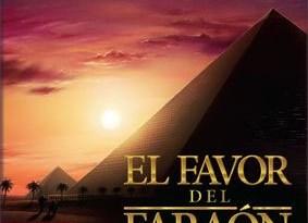 Portada de El favor del faraón