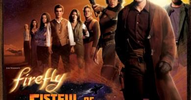 Portada de Firefly Fistful of credits