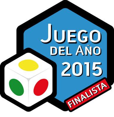 Logotipo de los finalistas del juego del año 2015
