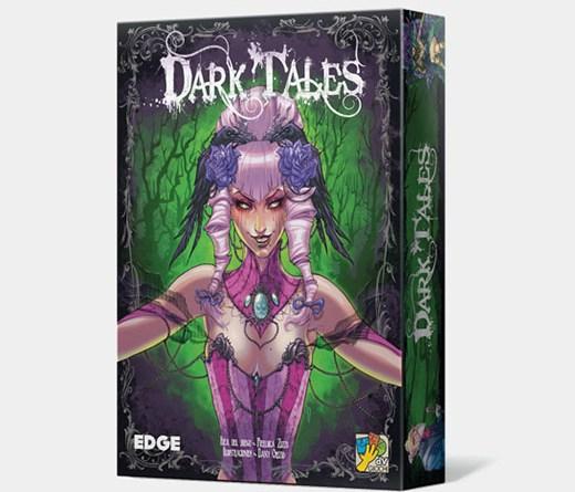 Portada de Dark Tales