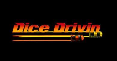 Logotipo de Dice Drivin