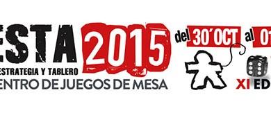 Logotipo de las Jesta 2015