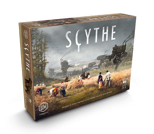 Caja de Scythe