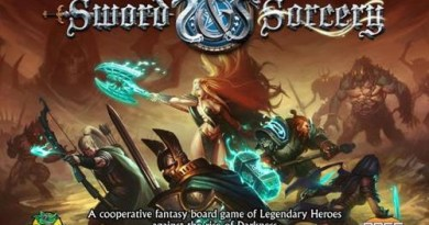 Portada de Sword and Sorcery