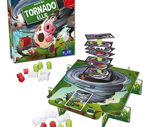 Componentes de Tornado Ellie