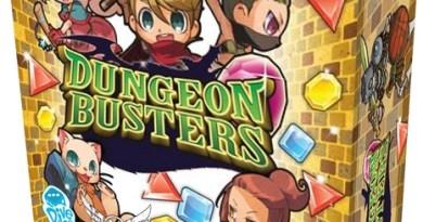Portada de Dungeon Buster