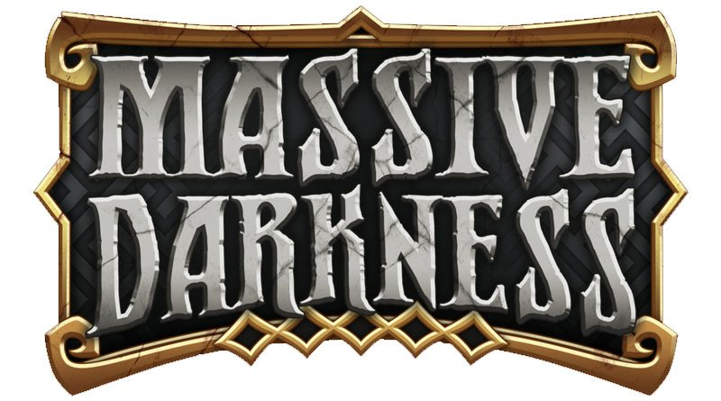 Logotipo de Massive Darkness